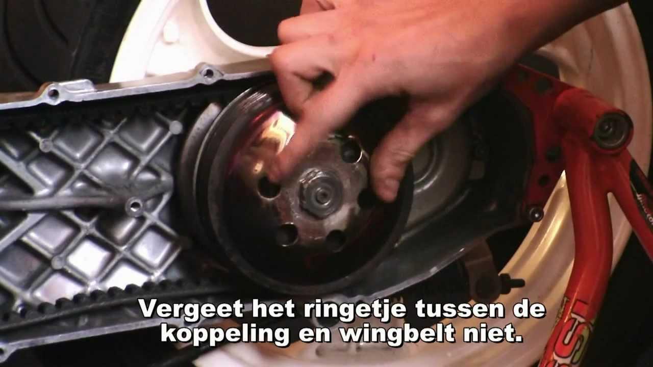 Yamaha Rl Engine Je