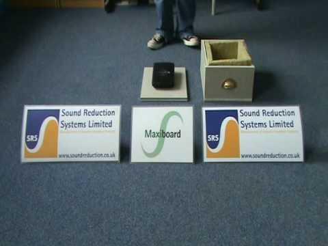 SRS Ltd Maxiboard Demo