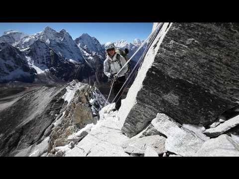 FIRST ASCENT: Melissa Arnot Summits Ama Dablam