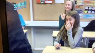 Justin Bieber surprises a class in Norway! (senkveld)