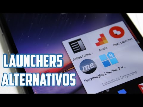 Personaliza tu Android: 5 Launchers alternativos