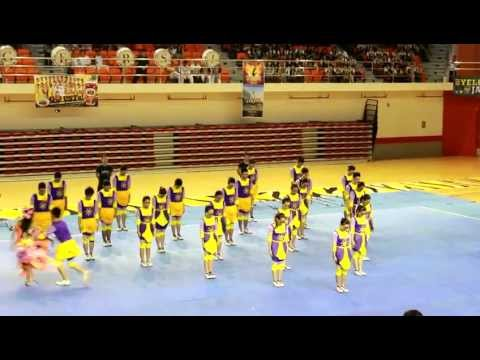 CHEERMANIA 2013: Pharmacy Dance Troupe (Magayon Festival)