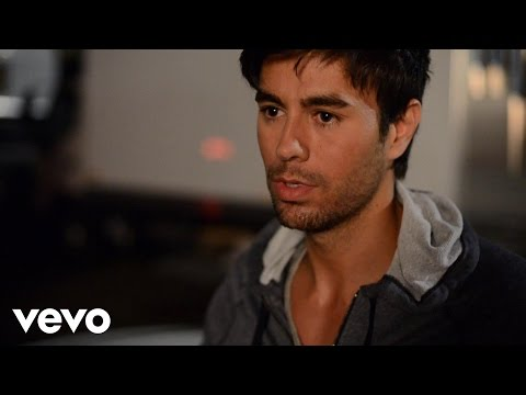 Enrique Iglesias - Turn The Night Up (Behind The Scenes)