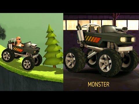 Prime Peaks Monster truck for kids Best gameplay for Kids