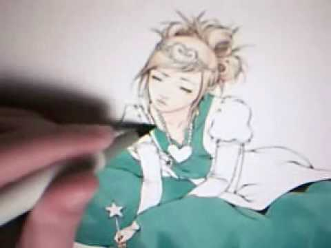 Copic Marker Demo Video