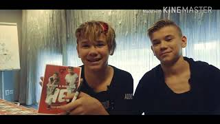 Marcus and Martinus funny/cute moments#1