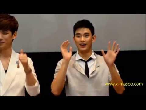 Gwiyomi Dance - Kim Soo Hyun Version