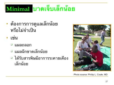 Academic Emergency Medical Service of Thailand  ภาษาไทย