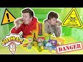 BROTHERS MAKE THE WORLD'S MOST SOUR DRINK (CHALLENGE)