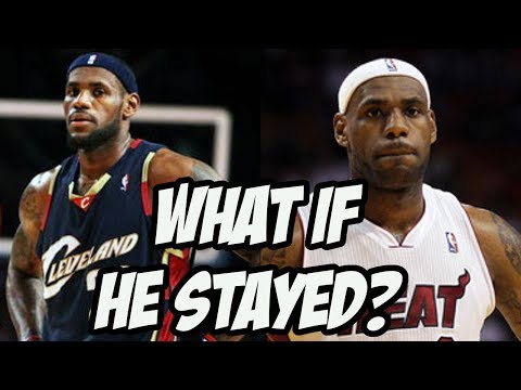 What If Lebron James Never Left The Cleveland Cavaliers?