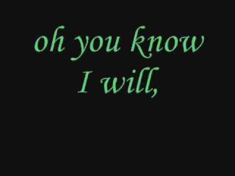 I Will  Alison Krauss Lyrics