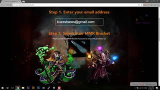 DOTA 2 High MMR Account Giveaway Free [2018]