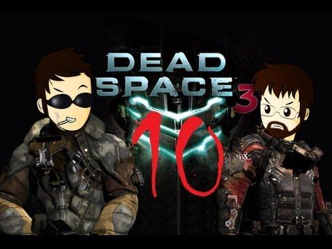 Dead Space 3 (Parte 10) Co-op Con Xoda - El Perdido - En Espa ñol por Vardoc