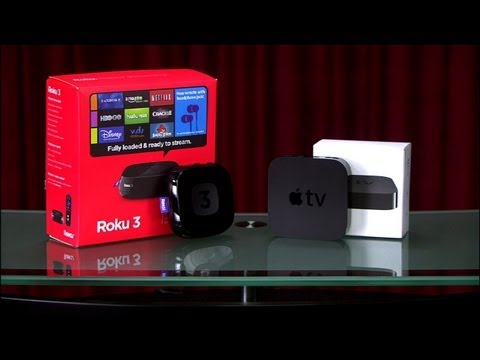 Prizefight - Roku 3 vs. Apple TV (third generation)