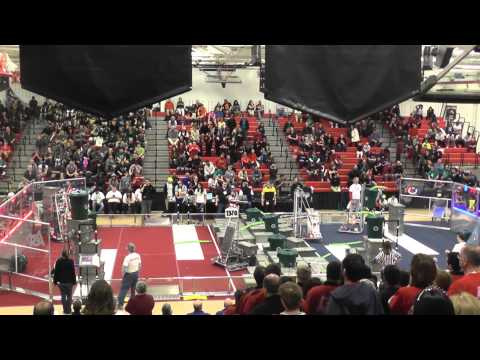 2015 Bridgewater-Raritan MAR FRC District Event – Semifinal 5