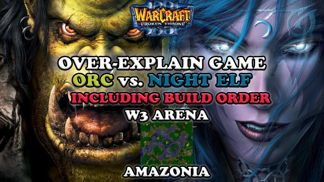Warcraft 3 orc build order erotic tube