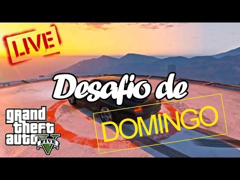 DreeStream - GTA V Online: Desafio de DOMINGO #16 ao VIVO!