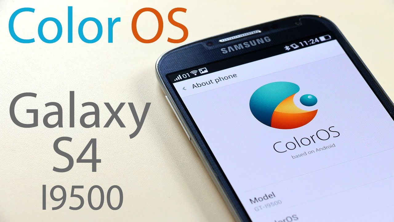 Galaxy S4 - Color OS / Prism ROM : Review