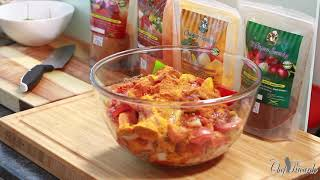 How To MAKE THE WORLD BEST SWTEW CHICKEN RECIPE ( REPEAT RECIPE ) FROM | Chef Ricardo Cooking