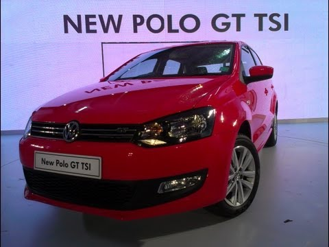 Volkswagen Polo GT TSI launched at Rs.7.99 lakhs : CarTrade.com