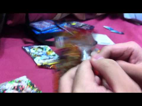 Opening Of 1 CardFight! Vanguard BT-04 Booster Box - Top Trending ...