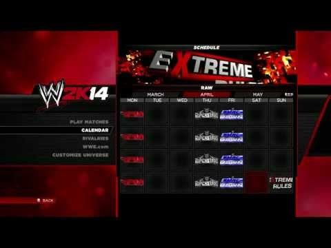 WWE 2K14 Universe Mode Preview Livestream (Official)
