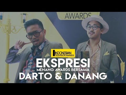 download lagu EKSPRESI MENANG AWARDS - Danang & Darto gratis