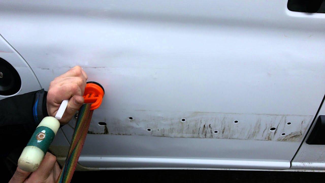Кузовной ремонт пенки двери форд фьюжен своими руками