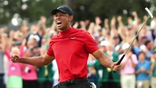 Masters: Tiger Woods Shuts the Haters up!