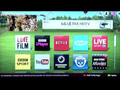 LG Smart TV System 2013 Review