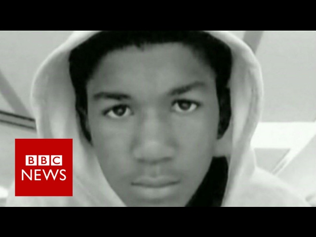 Trayvon Martin's legacy and Black Lives Matter - BBC News