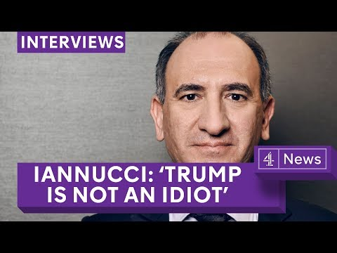 Armando Iannucci On Trump, Corbyn, Cult Of Personalty And His New Film The Death Of Stalin