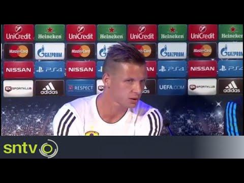 Celtic hold no fear for Maribor's Vrsic