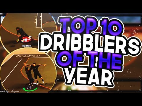 TOP 10 DRIBBLERS ON NBA 2K17 • BEST DRIBBLERS OF THE YEAR • NBA 2K17 MYPARK