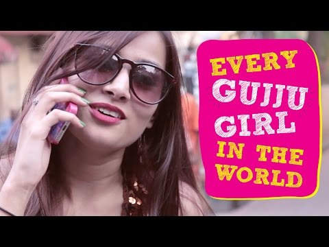 Every Gujju Girl In The World video