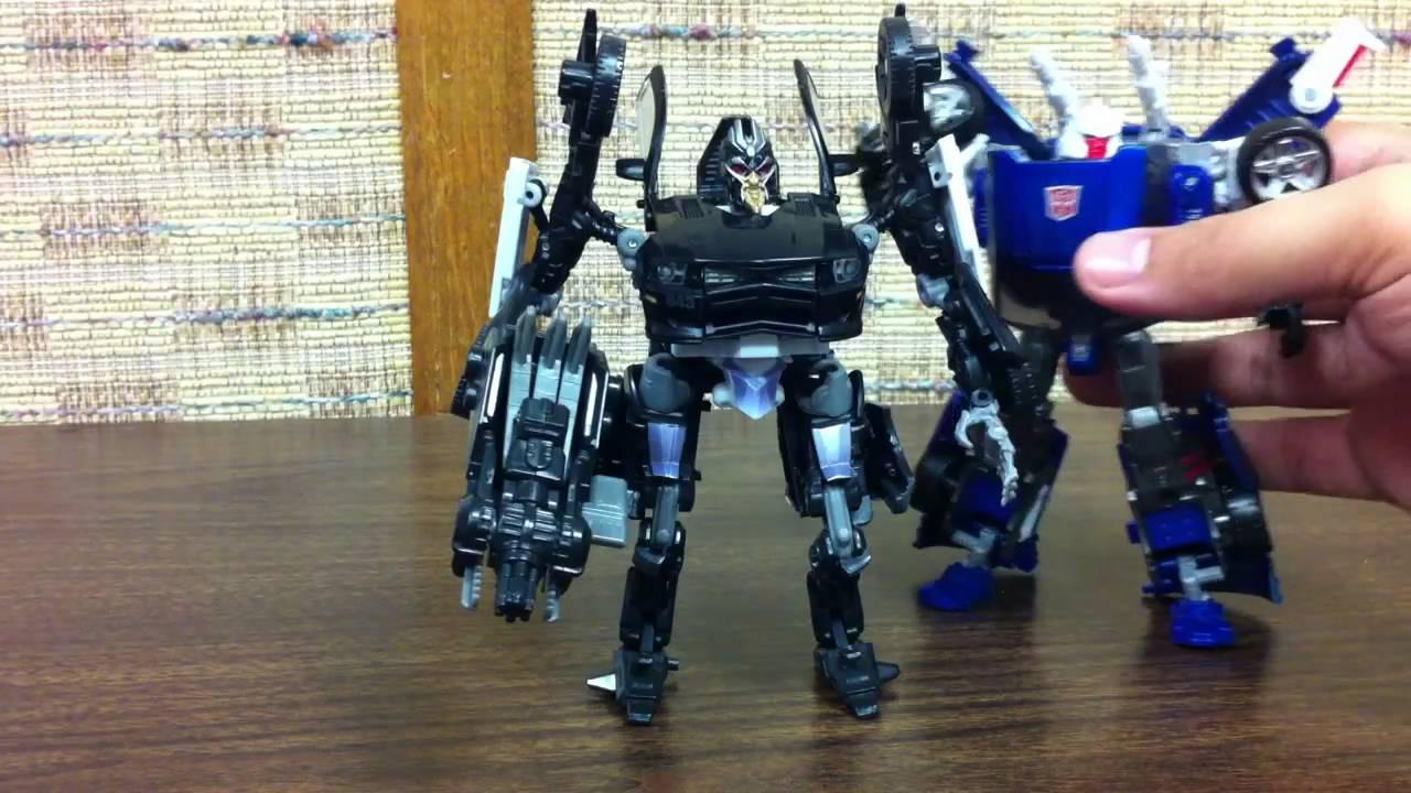 Transformers Dotm Barricade Dotm Deluxe Barricade