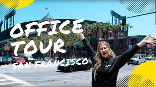 Tech & Art Tour | Take a tour of San Francisco with Julia our Community Manager