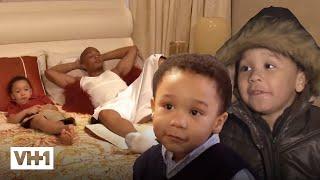 Major Harris Supercut: Cutest Moments (Part 1) | T.I. & Tiny: Friends & Family Hustle