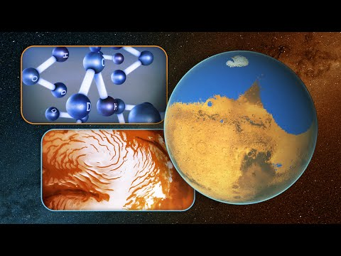 NASA | Mars' Ancient Ocean