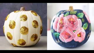 Pumpkin Painting Ideas for a Colorful Halloween
