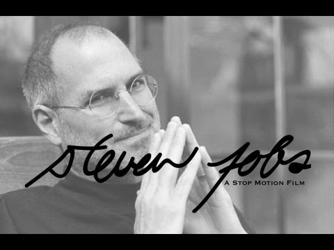 Steve Jobs - A Stop Motion Film
