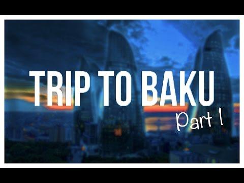 //TRIP TO BAKU//PART 1//ПУТЕШЕСТВИЕ В БАКУ//БАШНИ ОГНЯ//Mary Love//