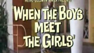 Watch Connie Francis When The Boys Meet The Girls video