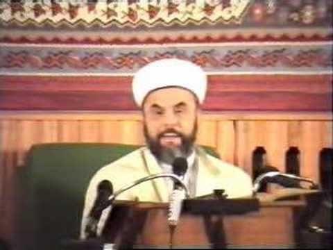 Hadis Sohbeti, 05.01.92, 1. Bolum Prof. Dr. M. Esad Cosan