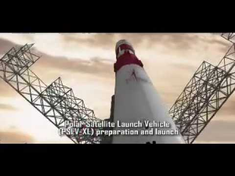 Chandrayaan (India's Mission to Moon) Animation Trailer 2