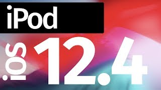 How to Update to iOS 12.4 - iPod Touch 📱