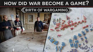 How Did War Become a Game?