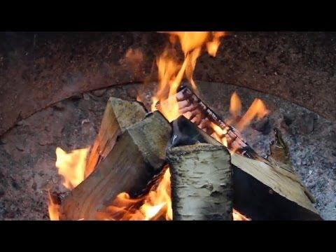 Comment allumer un feu de camp en camping s paq youtube - Comment allumer un feu insert ...