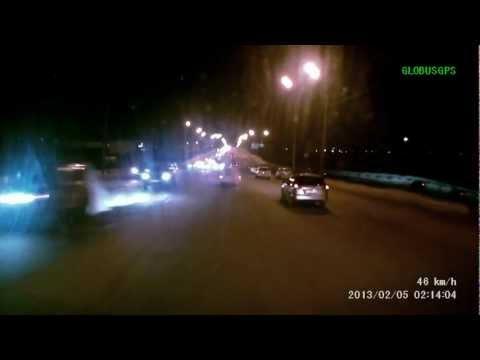 Авария в Иркутске!!!Жесть смотреть до конца!!!!!