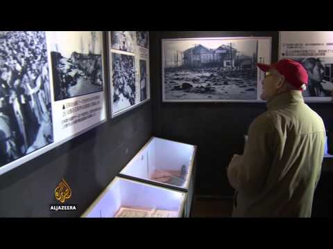 China marks Nanjing massacre anniversary